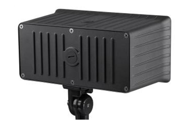 LFLD70-5K 70 Watt LED Outdoor Flood Light, Area Light Fixture, with Adjustable Knuckle DLC Certified