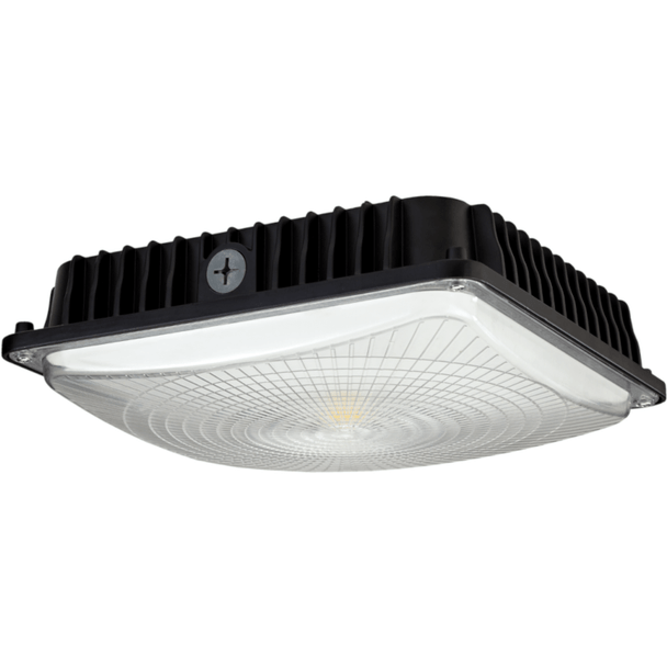 LGD245-5K 45w LED Parking Garage Fixture for Surface and Canopy Mounting DLC Certified