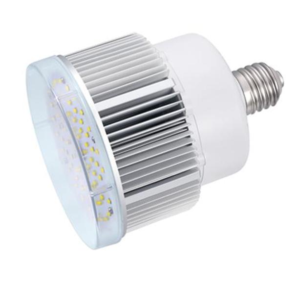 80 Watt High Bay LED Retrofit Bulb, Mogul (E39/40) Base UL DLC Listed 5000K, Ballast Compatible, MH Replacement