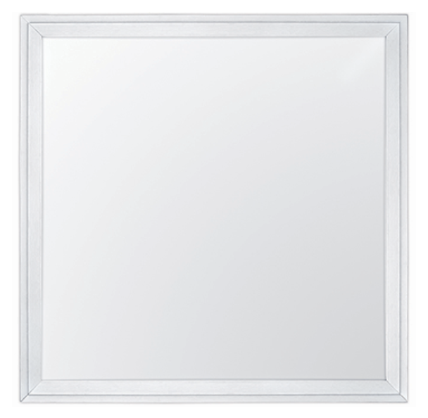 LED Slim Line Panel Light Fixture 2x2 ft. 40 watt 5000k DLC Certified