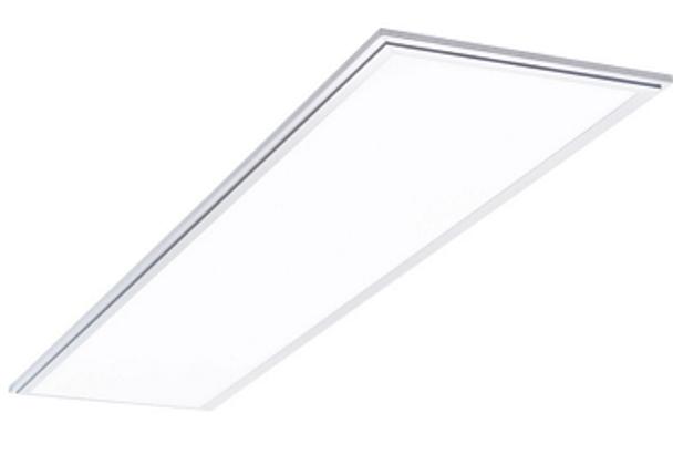 LED Slim Line Panel Light Fixture 1x4 ft. 45 watt 4000k DLC Certified