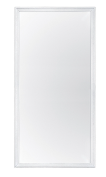 LED Slim Line Panel Light Fixture 2x4 ft. 50 watt 5000k DLC Certified