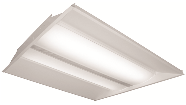 ILELL40W2x2-4K LED Recessed Light Fixture 2x2 ft. 40 watt 4000k DLC Certified Office Light