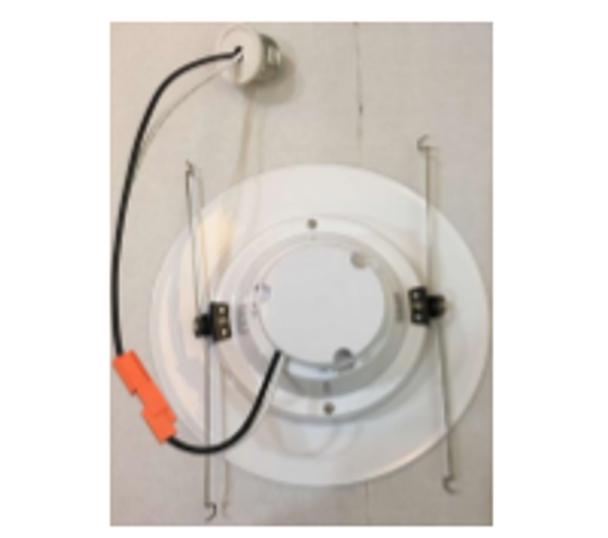 "ILRC-16W-6-2.7K 16W Recessed Light Trim 16 Watt 2700k Color 5"" to 6"" Recessed Lighting Case Quantities 12/case Energy Star"