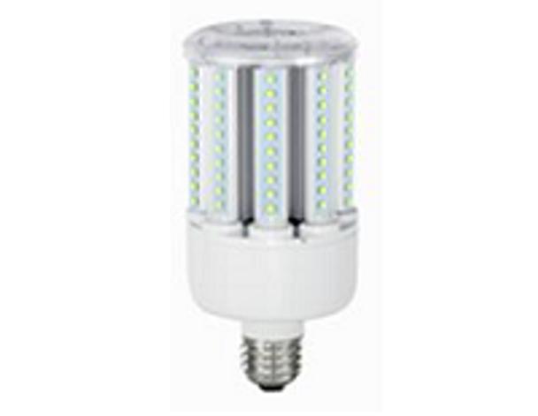 "16 Watt LED Corn Light Bulb, (E26/27) Base UL DLC Listed 5000K, Ballast Compatible, 6KV Surge Protection 150Lm/W ""Case Only"" 12/case"