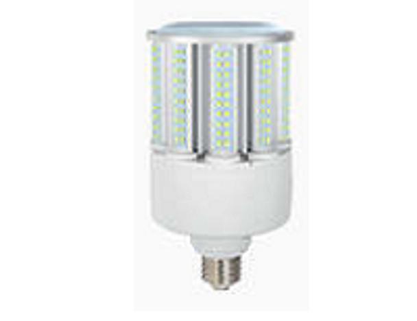 "27 Watt LED Corn Light Bulb, (E39/40) Base UL DLC Listed 2700K, Ballast Compatible, 6KV Surge Protection 150Lm/W ""Case Only"" 12/case"