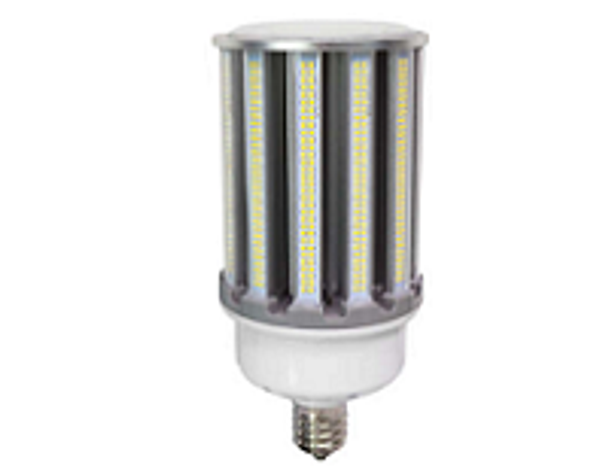 "120 Watt LED Corn Light Bulb, (E39/40) Base UL DLC Listed 2700K, Ballast Compatible, 6KV Surge Protection 150Lm/W ""Case Only"" 6/case"