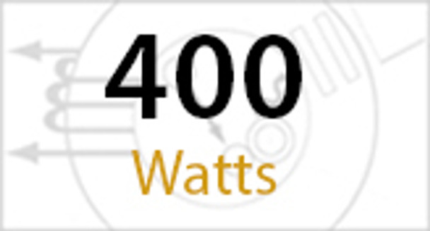 400 Watt LED Retrofit Module & 480 vac External Power Supply 5000K Yoke Mount Option