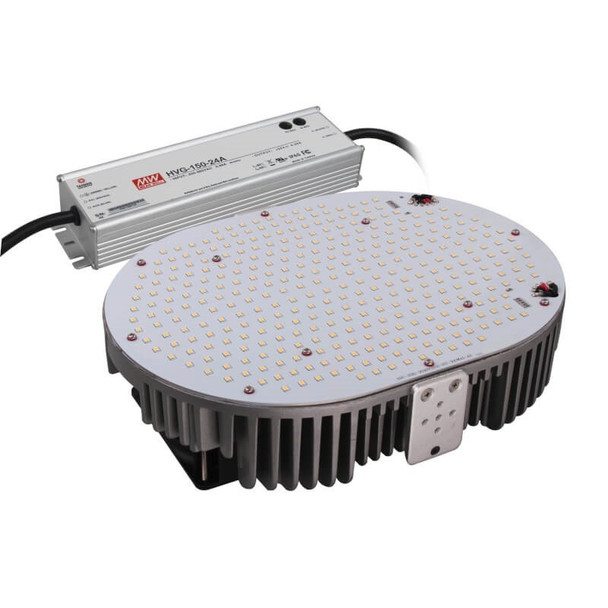 IRK320-5K-480 320 Watt LED Retrofit Module & 480 vac External Power Supply 5000K Optional Yoke Mount