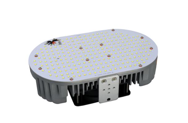 150 Watt LED Retrofit Module & 480 vac External LED Driver 5000K Optional Yoke Mount