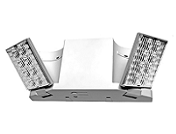 LED Illuminated Emergency Lighting ILEDR2 Series with Battery Backup Directional