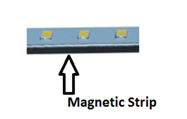 "ILTR-5K-4840FR Fluorescent Light to LED Retrofit Kit for 2x4 Troffer and Grid Lights, 48"" DLC Frosted Lens"
