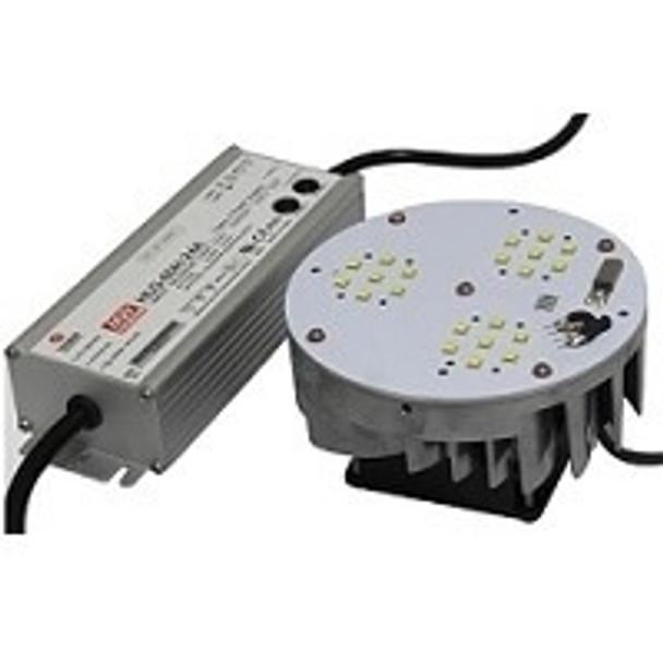 IRK45R-5K 45 Watt LED Retrofit Module with Mounting Bracket 5000K Color Temp 4950 Lumens HID Replacement