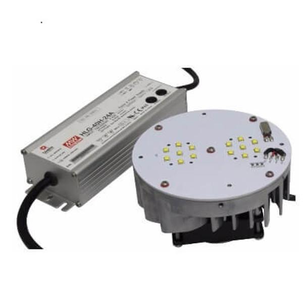 IRK65R-4K 65 Watt LED Retrofit Module with Mounting Bracket 4000K Color Temp 7150 Lumens MH Replacement