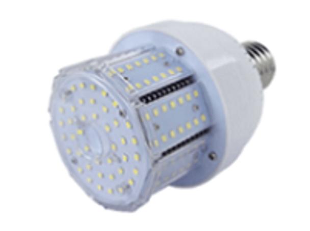 480 VAC 30 Watt LED Metal Halide Replacement, Compact Design 3900 Lumen Output (E39/40) Base ETL Listed 5000K DLC