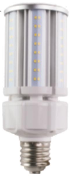 ICEX3930-5K Narrow LED Corn Light Bulb,30 Watt EX39 Base ETL DLC Listed 5000K, 3900 lumens, Fanless ip65 Design