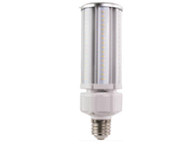 Small Diameter LED Corn Light Bulb,60 Watt EX39 Base ETL DLC Listed 5000K, 7800 lumens Fanless Design