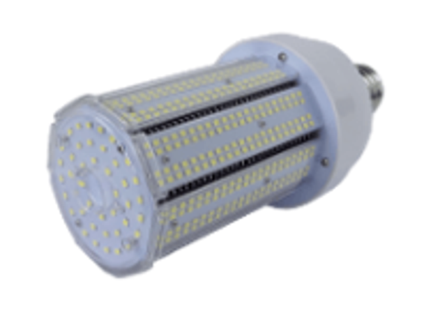 100 Watt LED Metal Halide Replacement Bulb, Compact Design 13,900 Lumen Output (E39/40) Base ETL Listed 5000K DLC
