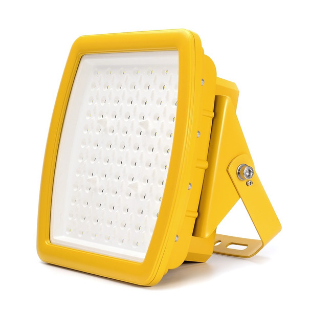 LKHEP60-5700K 60 Watt LED Area Light Fixture, Class 1 Div 2 Explosion Proof light Fixture 300 Watt HPS Equal with Yoke Mount