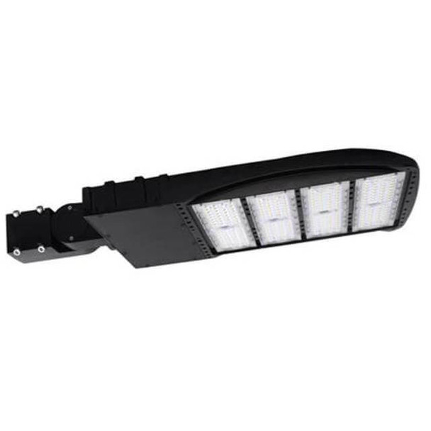 LKHM300-4K-S 300 Watt, 40000 Lumens LED Area Light Fixture with slipfitter mount, 4000K Color Temp Flood 1500 Watt MH Equivalent