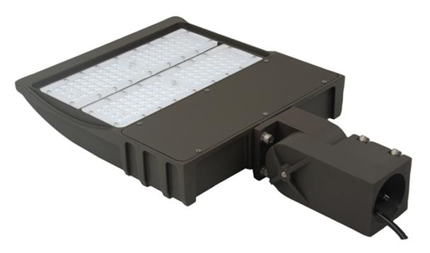 150 Watt 19000 Lumens LED Area Light Fixture with slipfitter mount 3000K CT, Car Lot Light Fixture 600 Watt HPS Equivalent