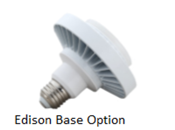 ICFV30-5K 30 Watt Round Type B LED PL light Bulb 140 degree Beam Angle 5000K, 42W CFL Replacement 3000 Lumens