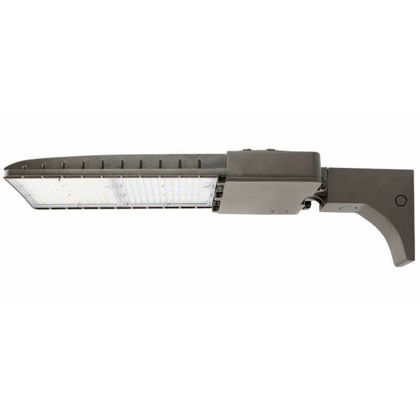 IL-MAL04-300-5K-A 480V 300W High Power, LED Area Light Fixture with Arm Mount, 5000K Color Temperature Light Fixture 1500 Watt MH Equivalent