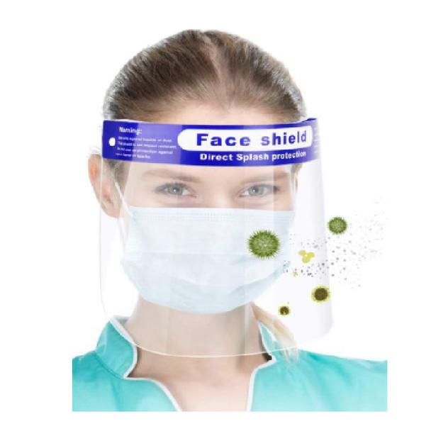 Anti-Splash Face Shield
