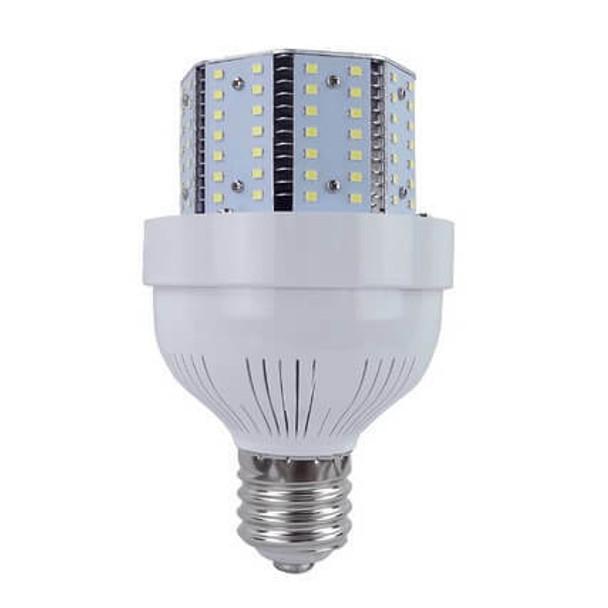 ICYC50 Compact 50 Watt LED Corn Light Metal Halide Replacement, ETL Listed DLC E26 / E39 3000K - 6000K