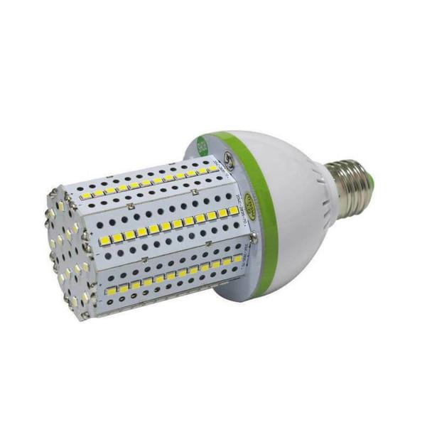 IC20 20w LED Corn Light Metal Halide Replacement, UL DLC Listed, 20 Watt, E26 or E39 3000K - 6000K