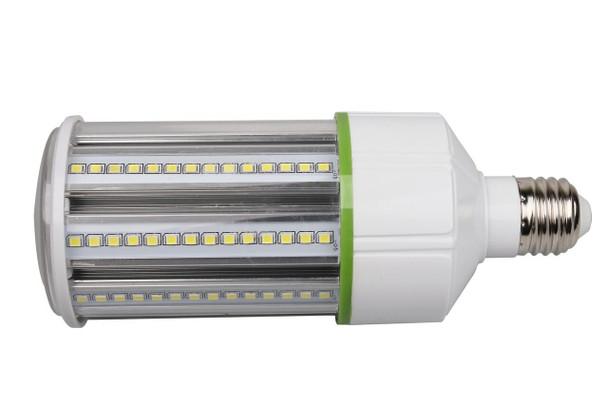 IC20-IP64 20W LED Corn Light, SNC-CLW-20WA1 20 Watt LED Replacement, 360 Degree Beam Angle, E26 / E39 Base, UL
