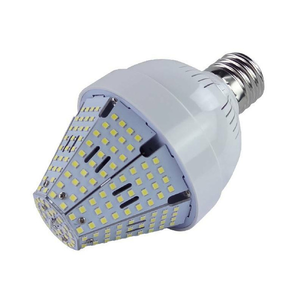 ICYA40 40 Watt Post Top Mounted LED Bulb, 120v/480v, E26/E39/EX39, HID Replacement Lamps 3000K - 6000K