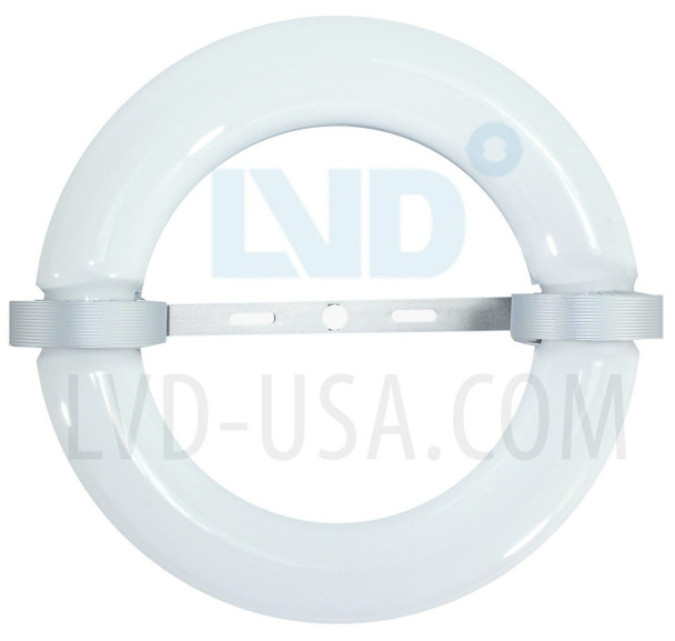 LVD-TX300W LVD Saturn 300W Induction Circular Light Round Lamp and Ballast Retrofit Kit 120v 3000K - 5000K