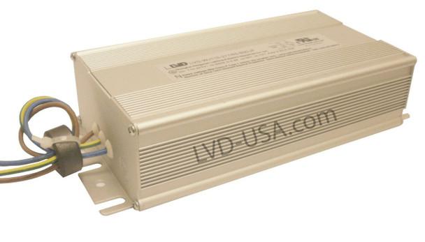 LVD-LL200W LVD Smart Dragon 200W Induction Rectangular Light Square Lamp and Ballast Retrofit Kit 120v 3000K - 5000K