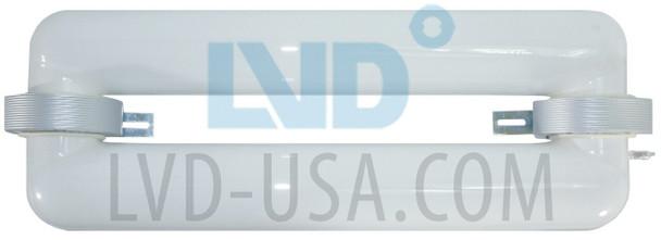 LVD-LL300W LVD Smart Dragon 300W Induction Rectangular Light Square Lamp and Ballast Retrofit Kit 120v 3000K - 5000K