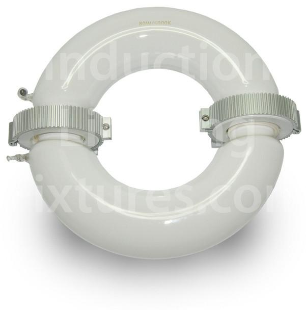 ILRL40 40W Induction Circular Light, Round Lamp and Ballast Retrofit Kit 120v 3000K - 5000K