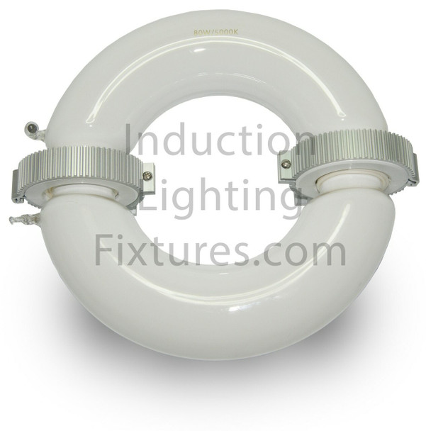 ILRL250 250W Induction Circular Light, Round Lamp and Ballast Retrofit Kit 120v 3000K - 5000K