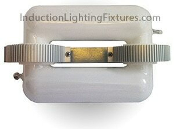 ILSL40 40 Watt Induction Rectangular Light, Square Lamp and Ballast Retrofit Kit, 120v 3000K -5000K