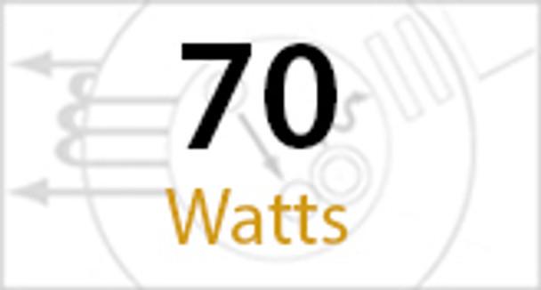 70W Induction Lamp Reftofit Kit 70 Watt KumHo Electric 101507