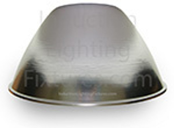 "IHB5 Series 150W Induction High Bay with 22"" Smooth Aluminum Reflector Warehouse Light Fixture 150 watt"