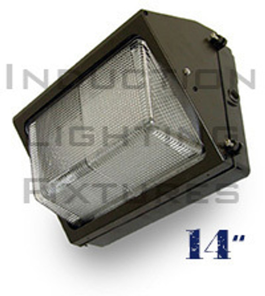IWPM Series 60W Large Induction Outdoor Wall Mount Wall Pack Light Fixture 60 watt