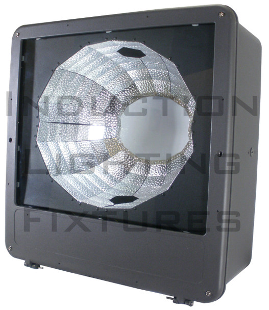"""FSV200 Series 200W Induction Spot Light Fixture 23"""" Housing Type 5 Reflector Flood Light , Parking Lot Light 200 watt"""