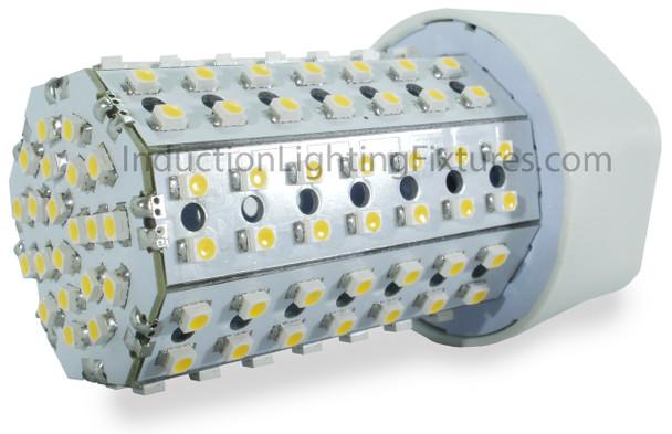 5 Watt LED PL light Bulb Cornlight with 360 degree Beam Angle 5000K, 12w CFL Replacement