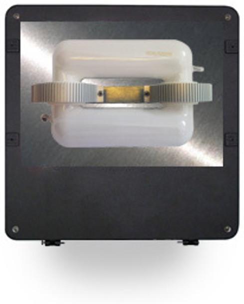 "150W 16"" Induction Square Flood Shoebox Area Light Fixture 150 Watt"