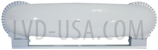 LVD Saturn Series 150W Induction Circular Light Round Lamp and Ballast Retrofit Kit 150 Watt