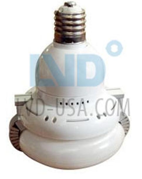 LVD Saturn 40W Induction Self Ballasted Retrofit Lamp E39 Mogul Base 120v 40 Watt