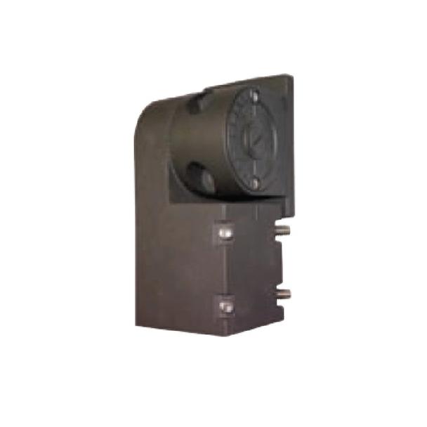 """FLS16 16"""" External Mount Slipfitter for Flood Light Fixture"""