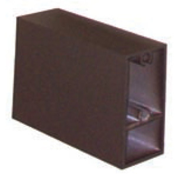 """6"""" Extruded Mounting Arms for Flood Light Fixture"""