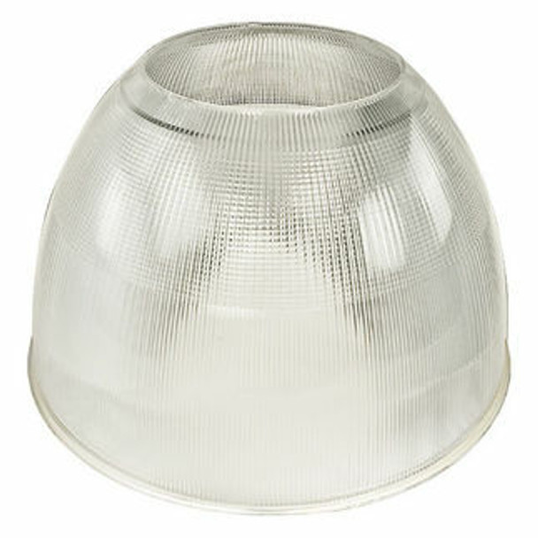 """16"""" Clear Acrylic Reflector for Low and High Bay Fixture"""