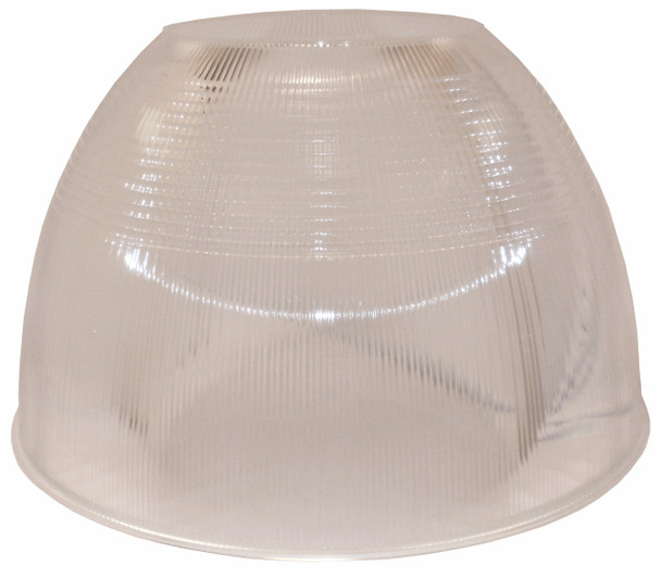 "22"" Clear Acrylic Reflector for Low and High Bay Fixture"